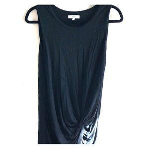 Madewell black top XS never worn